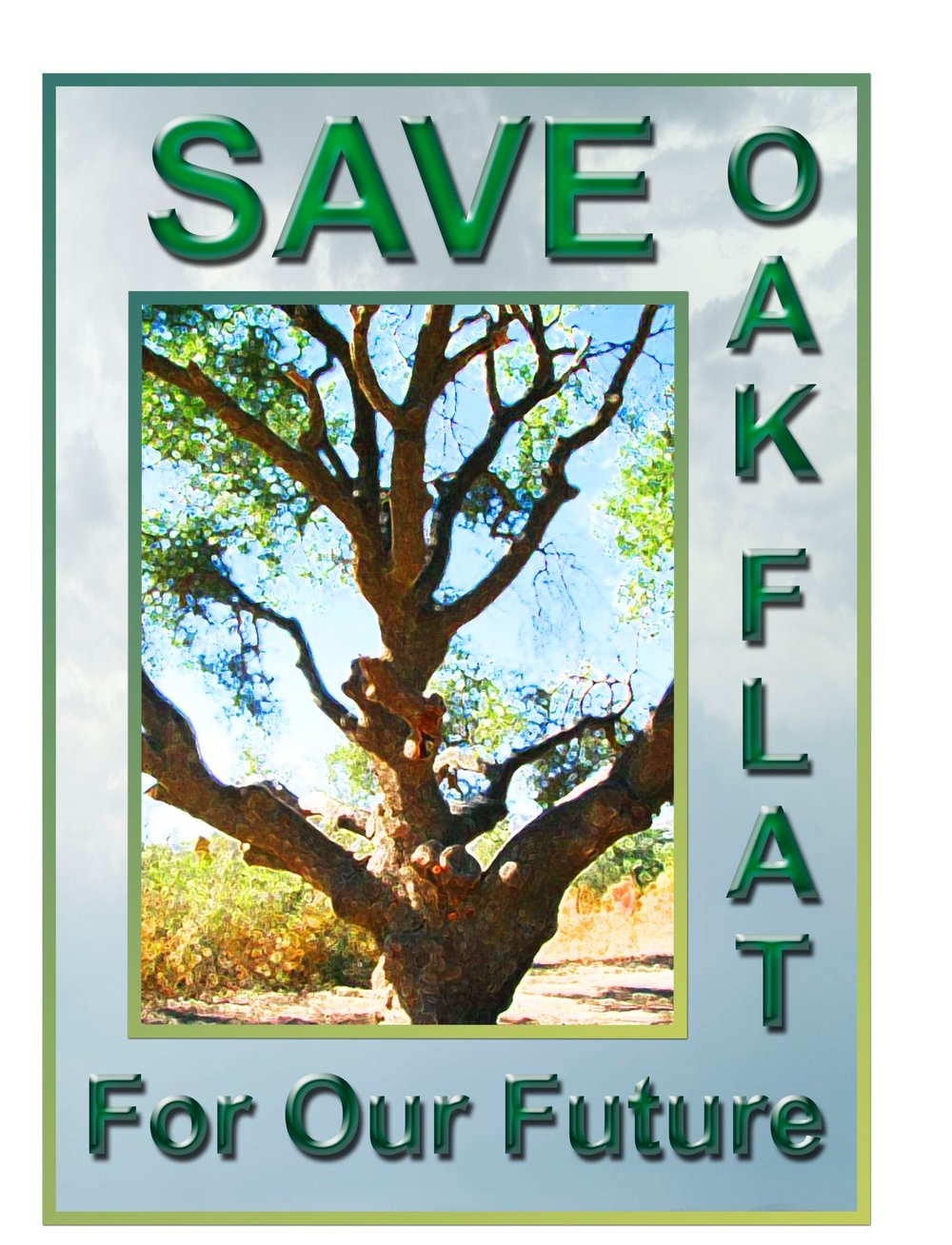 Saving Oak Flat Campground