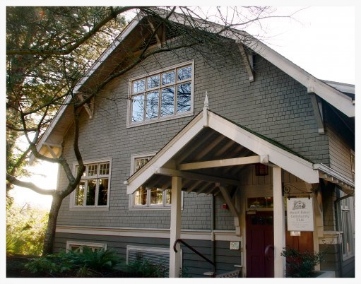 Mount Baker Clubhouse exterior