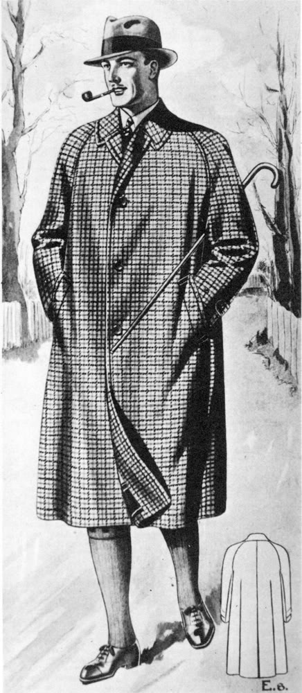 Picture from Tailor and Cutter 1939