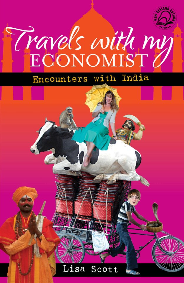 Travels with my economist