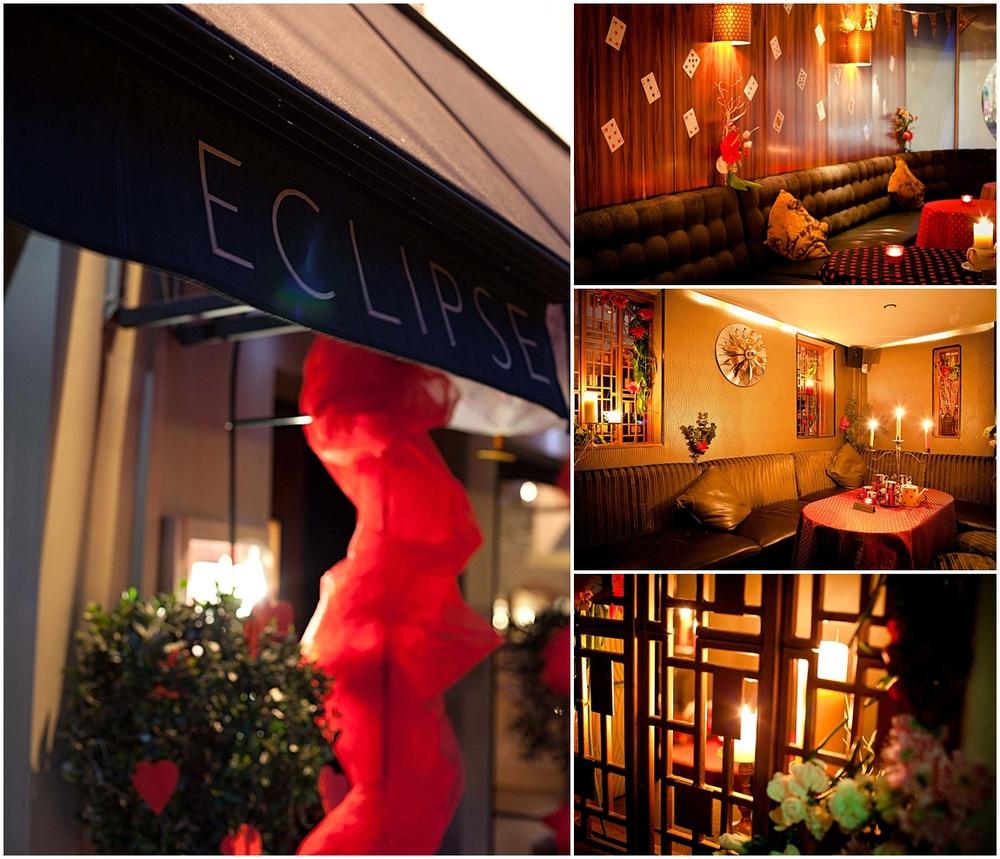 Eclipse bar london
