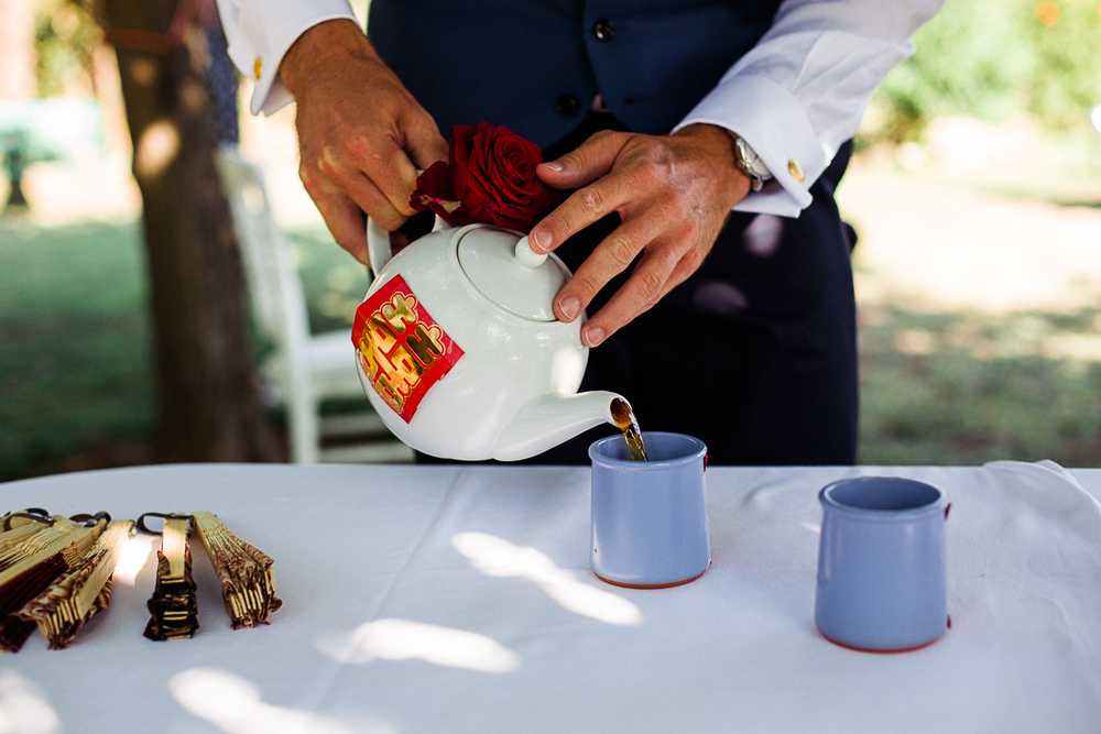 st tropez wedding photographer chinese tea ceremony