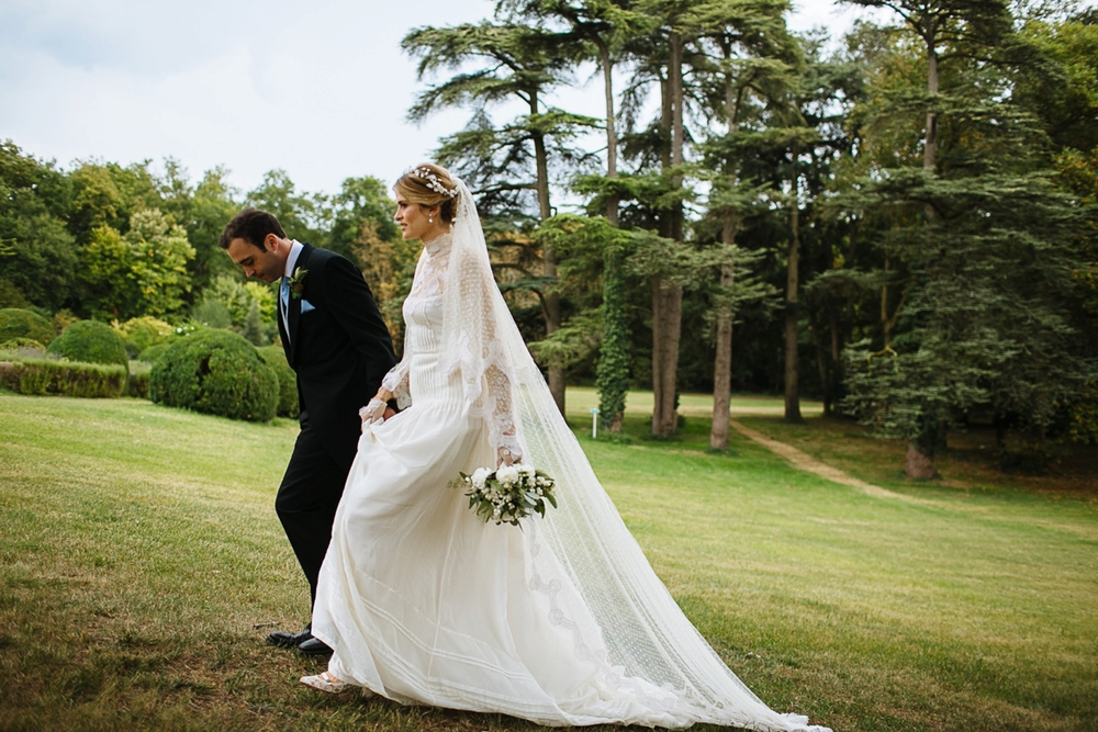 chateau de la bourdaisiere wedding