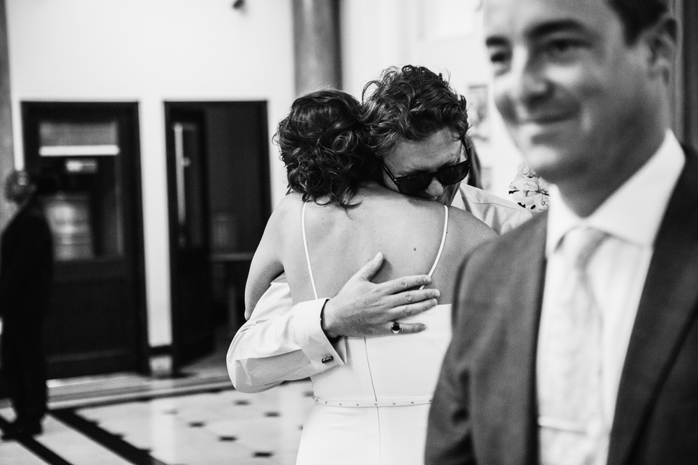 wedding photographer islington town hall