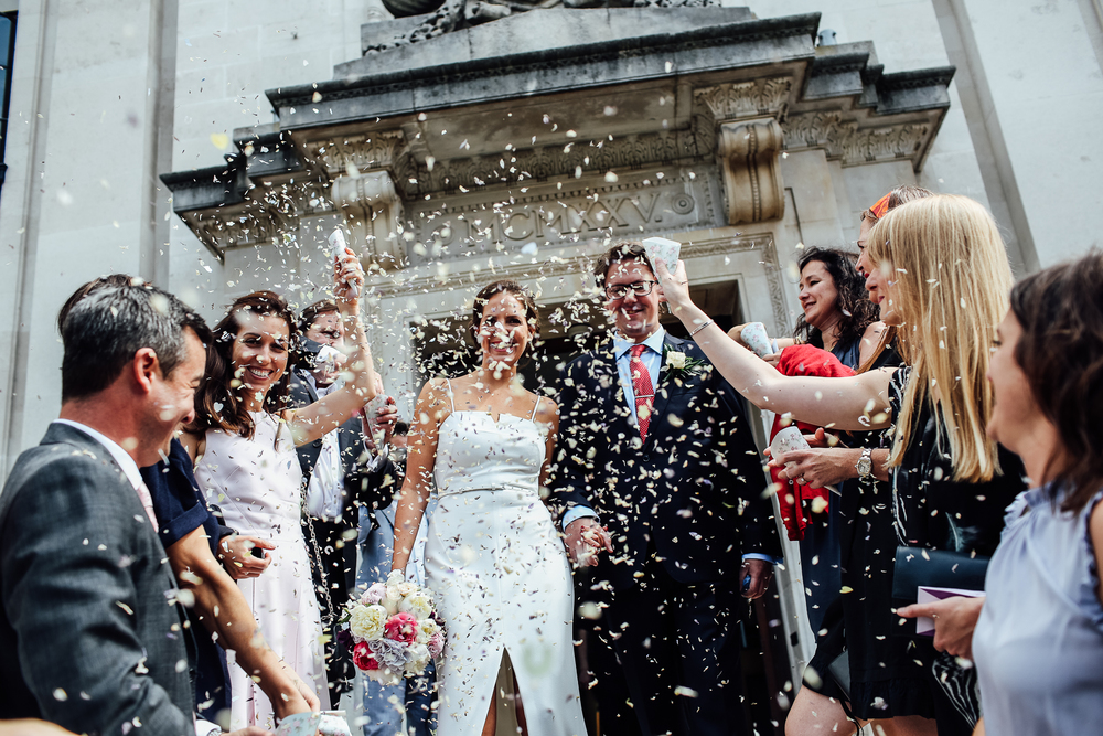 islington town hall wedding photography