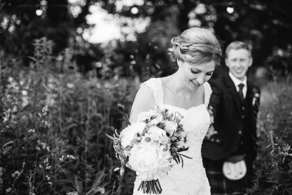 LEO & DOUG // SOMERSET GARDEN WEDDING -