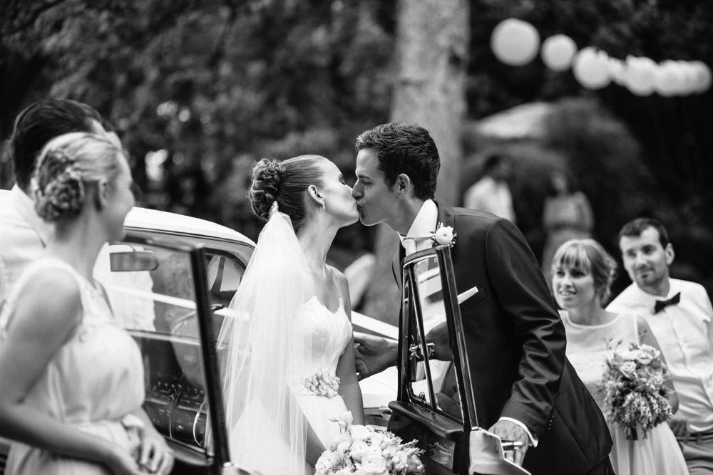RYAN & ANNALISE // AUCKLAND GARDEN WEDDING -