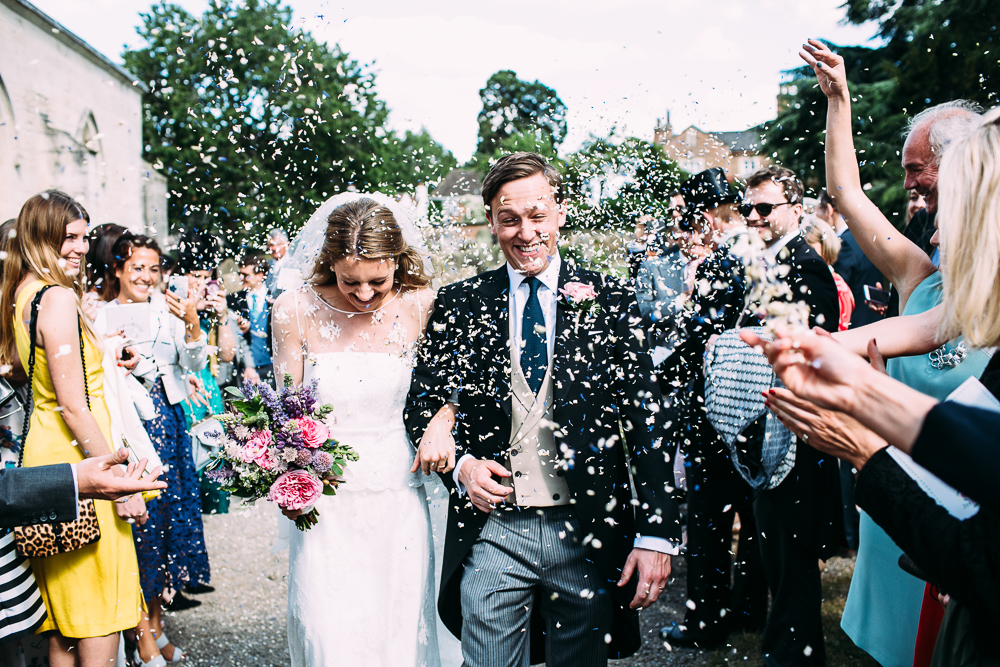 CHLOE & CHARLIE // SUMMER GARDEN WEDDING YORK -