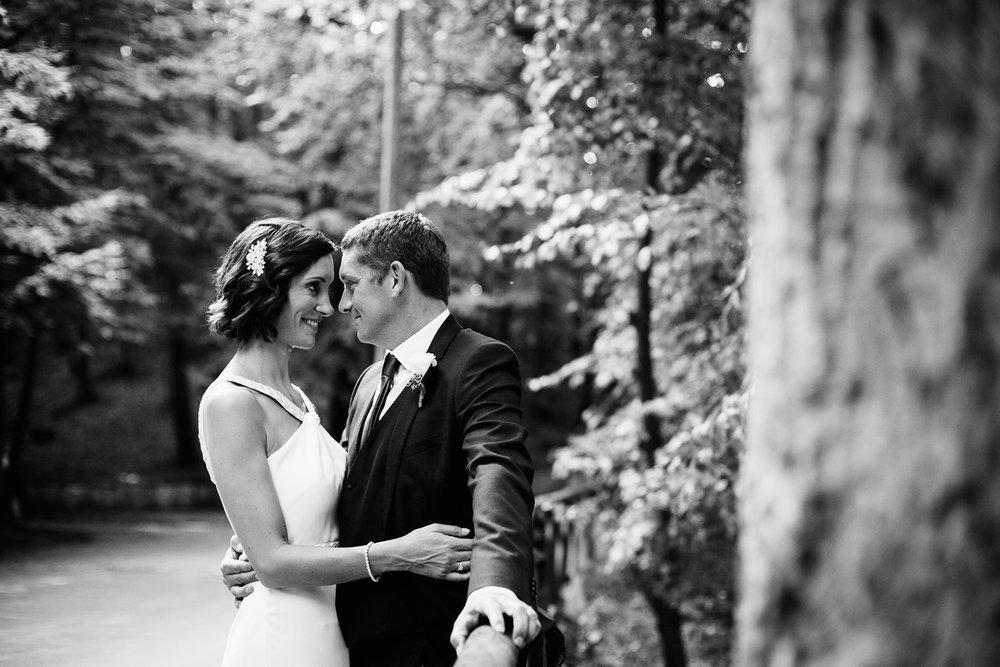 KAYA & SIMON // POLAND FOREST WEDDING -
