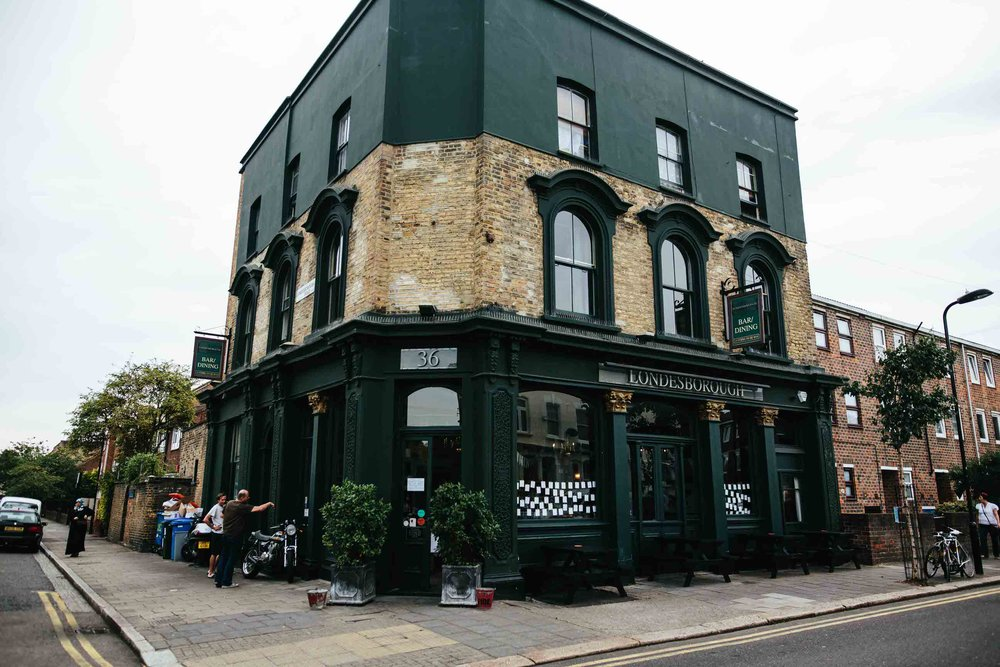 the londesborough pub stoke newington