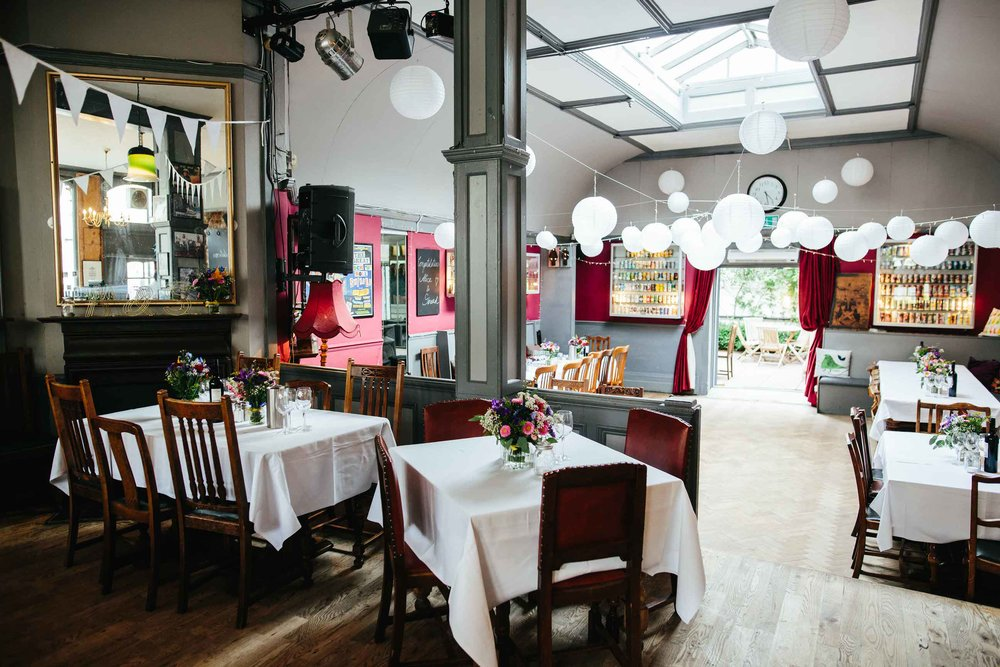 alternative wedding venue london