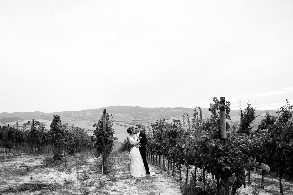 TUSCAN VINEYARD -