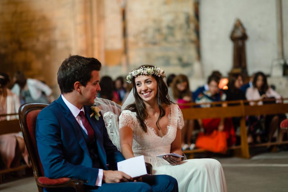 Caroline & Anthony // Church of St Emilion & Bordeaux Vineyards -
