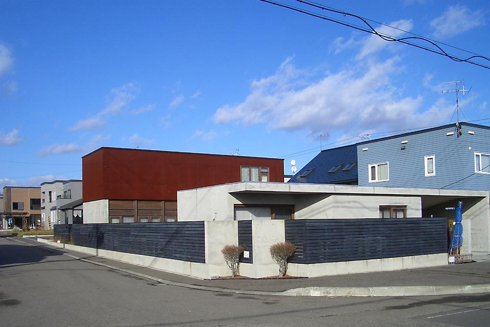 Furubiru House 2003