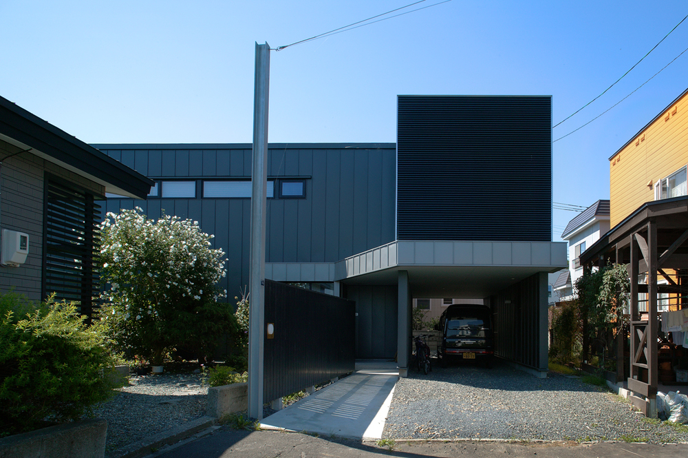 House in Aoba 2005