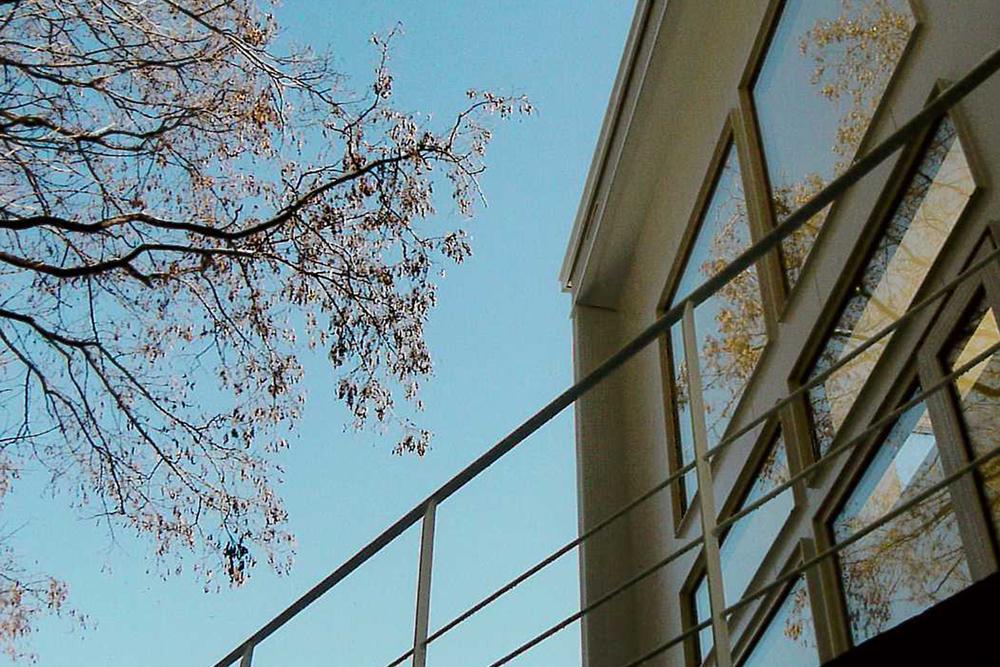 House at Maruyama-shita 2003
