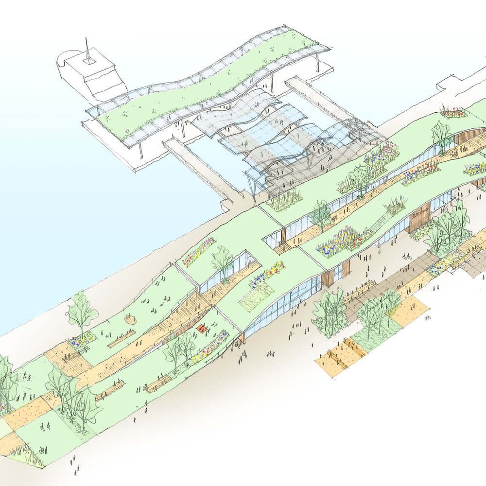 International Urban Planning Competition for Miyajimaguchi Area 2016