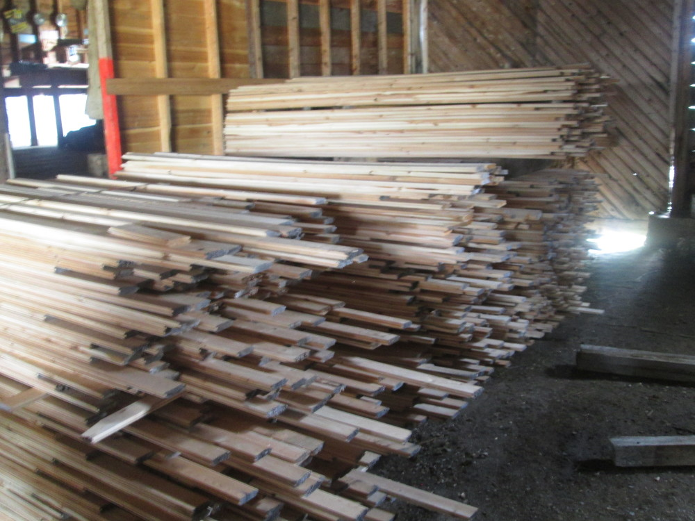 Tongue And Groove Maine Cedar Store