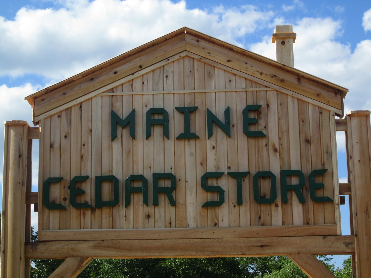 Rough Lumber — Maine Cedar Store