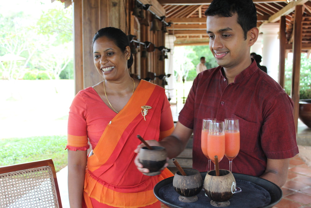 Sri Lanka gives you such a warm welcome