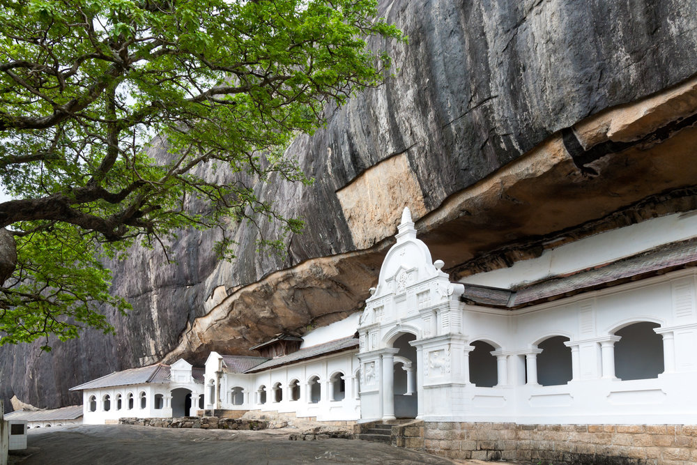 Cultural sights - in Sri Lanka
