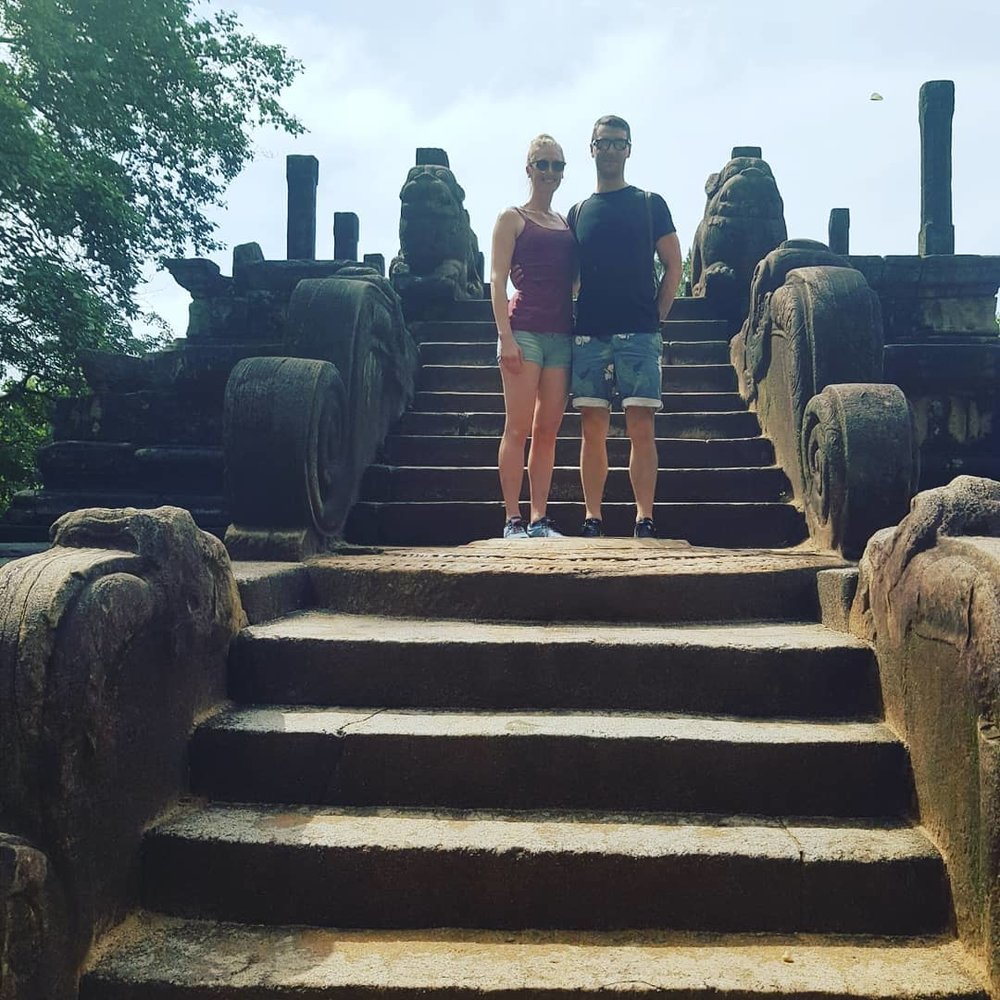 invite-to-paradise-sri-lanka-honeymoon-specialists-customer-guest-feedback-Paul-Traies-Chloe-Rowley-polonarruwa-1.jpg