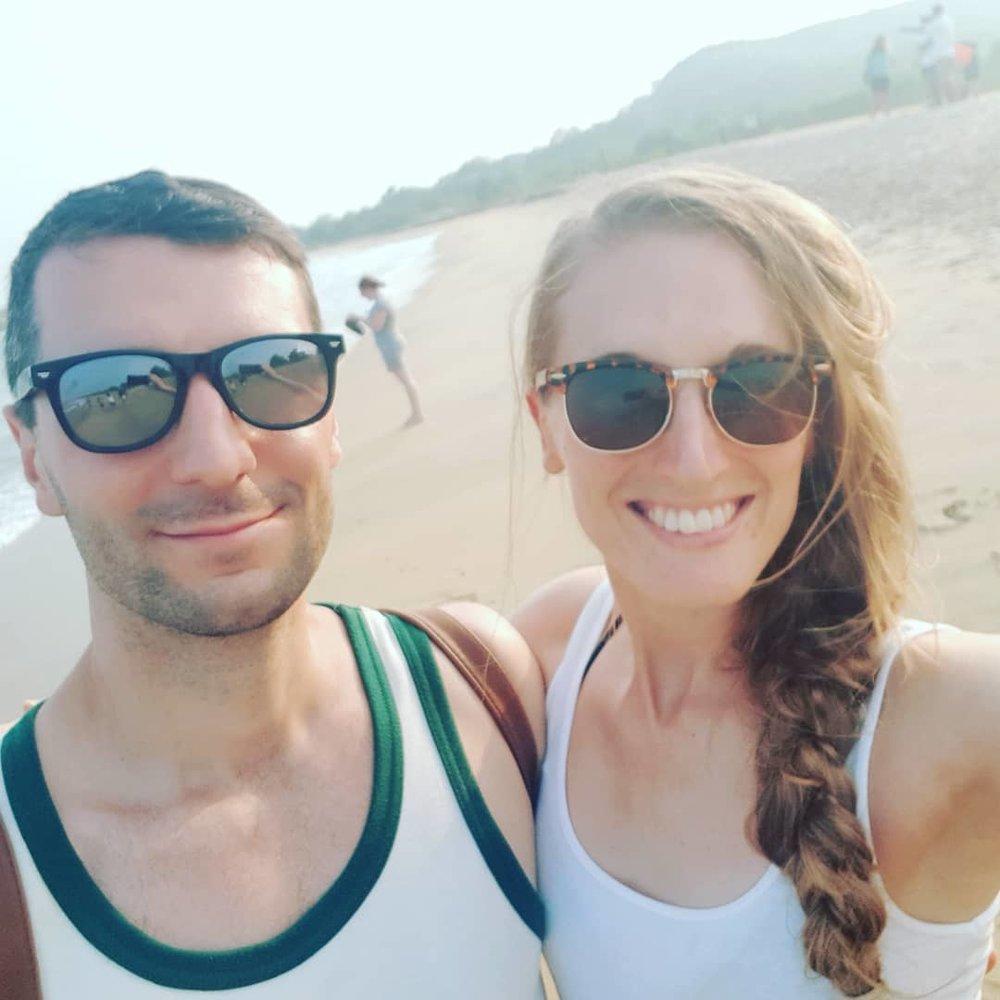 invite-to-paradise-sri-lanka-honeymoon-specialists-customer-guest-feedback-Paul-Traies-Chloe-Rowley-yala-beach-2.jpg