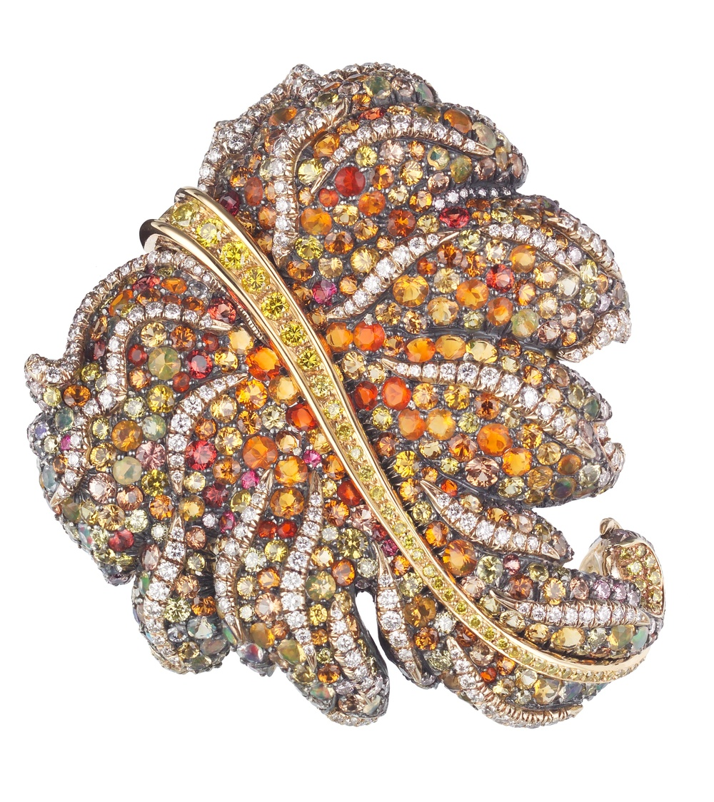 the Fabergé jewel who's story inspired these drawings
