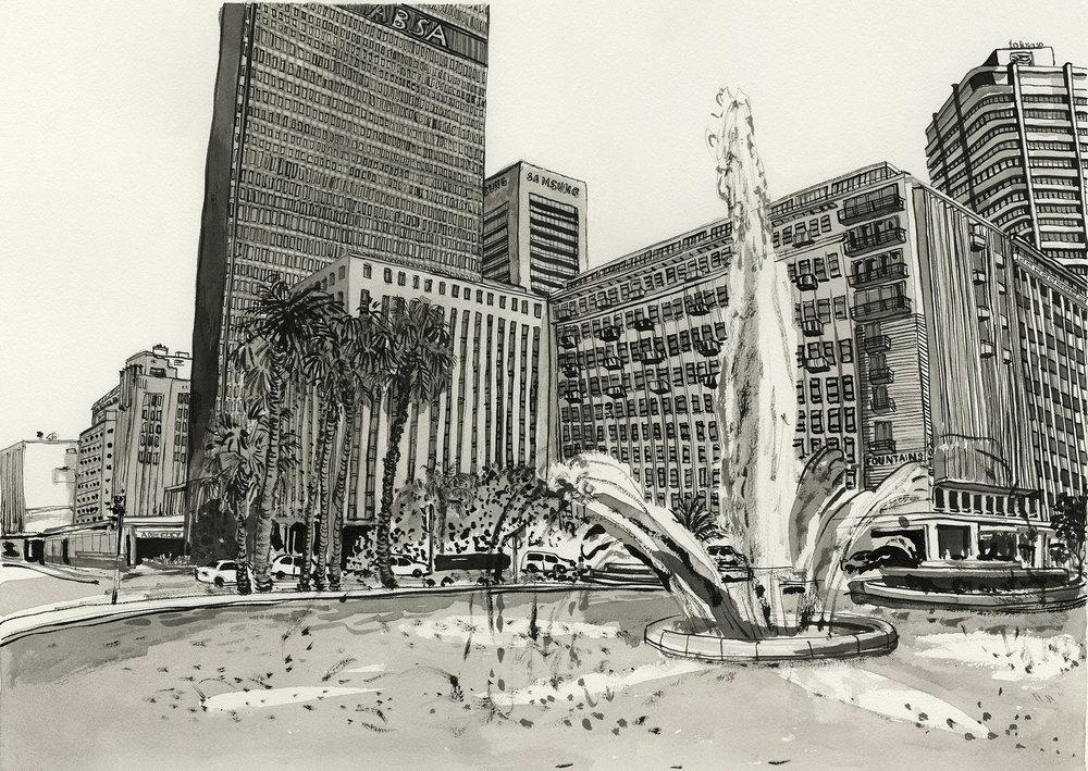 # 008 Adderly St Fountain