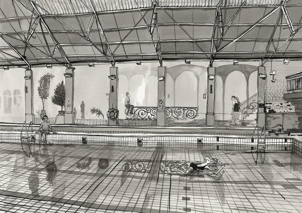 # 019 Long St Baths