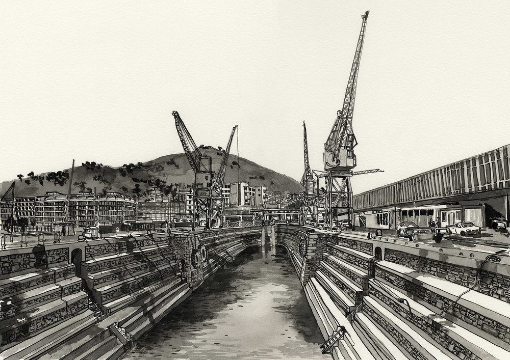 # 036 The Waterfront Dry dock