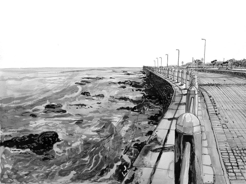# 02 Sea Point Promenade (sea)