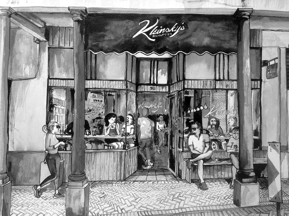 # 07 Kleinsky's Delicatessen