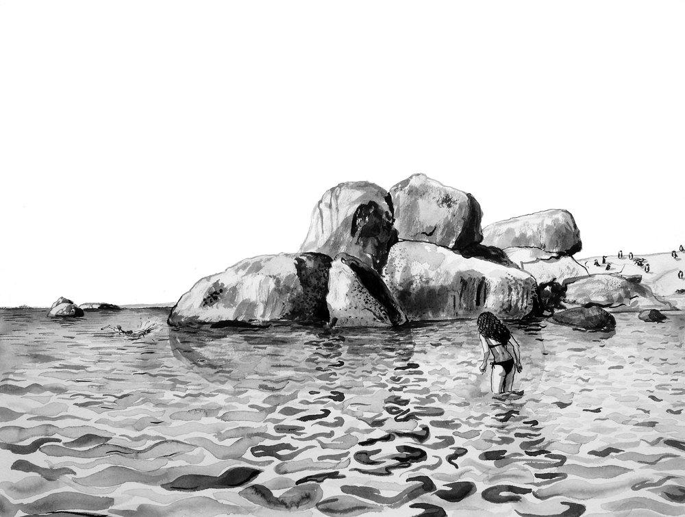 # 38 Boulders Island