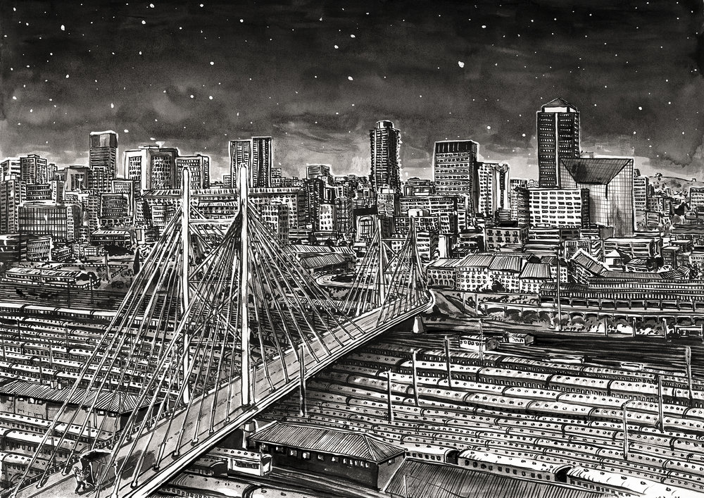 JHB #05 Mandela Bridge