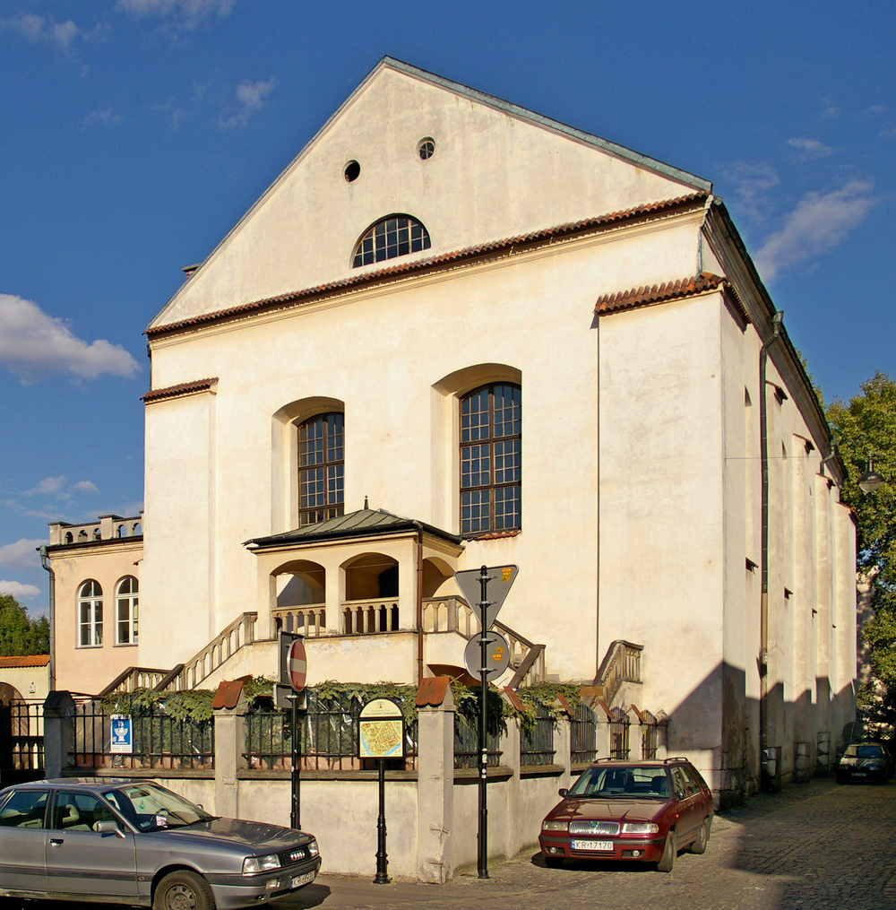 The Izaak Synagogue in Krakow