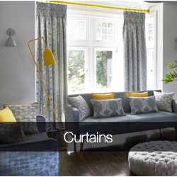 Curtains by Brereton Carpets