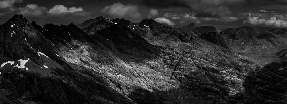 the cuillin ridge