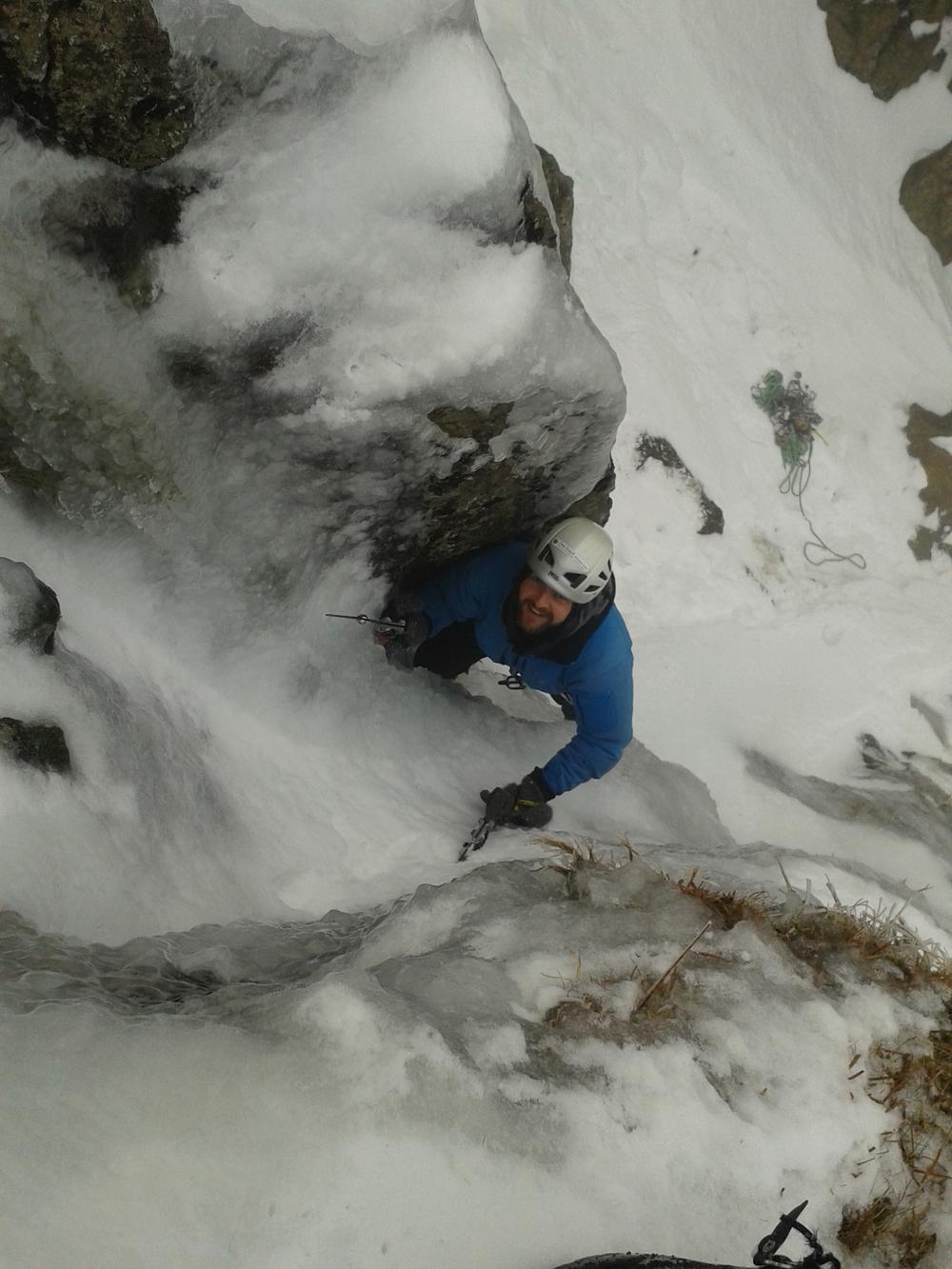 Shelter Crag, Bowfell
