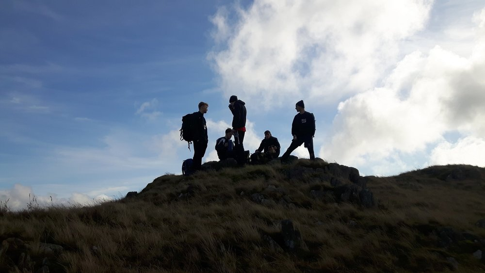 October: delivering a programme for Carnegie Great Outdoors