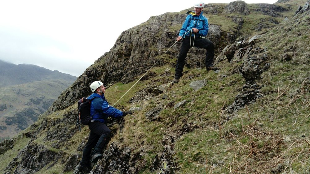 Mountain Leader Steep Ground Masterclass -