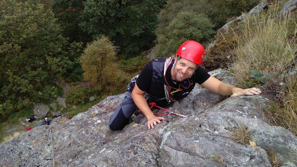 Lead Climbing Masterclass -