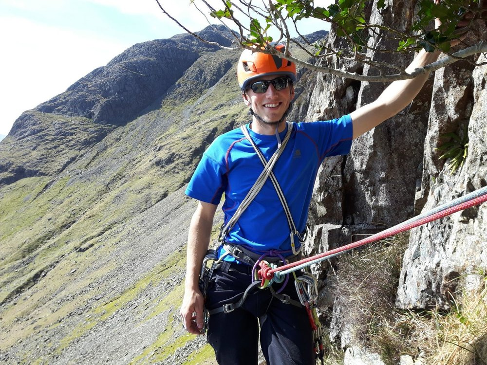 Teaching Lead Climbing Masterclass -