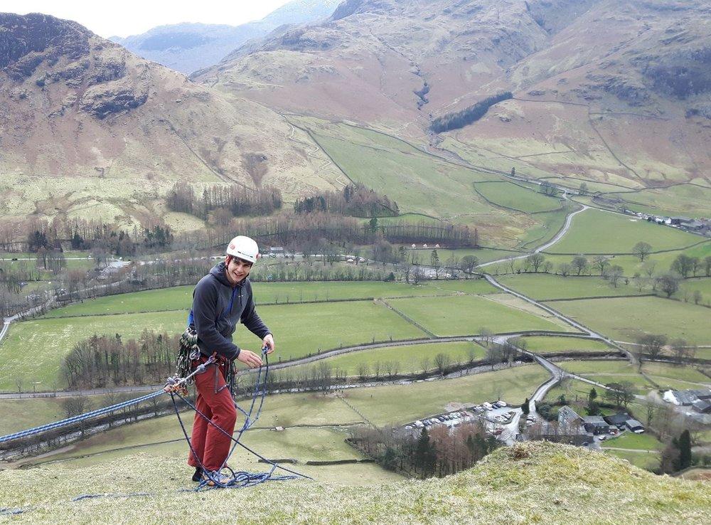 Rock Climbing Instructor -