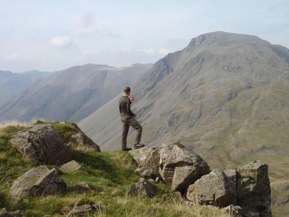 Classic Lakeland Mountains - Chris Ensoll Mountain Guide