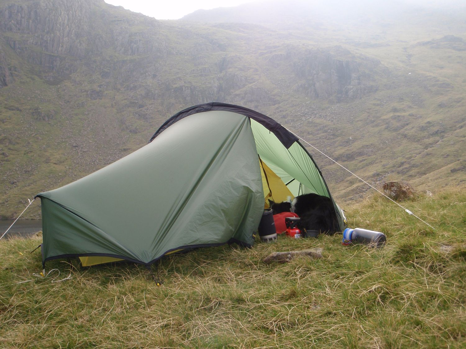 Lightweight Tent Review & Comparison: Terra Nova Laser