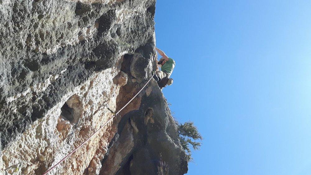 Sport climbing in Spain