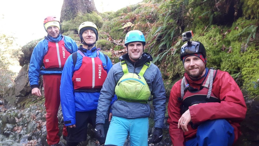 October: technical adviser day with Christian Adventure Holidays staff