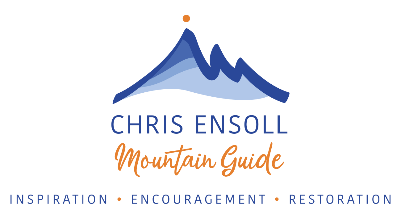 Chris Ensoll Mountain Guide