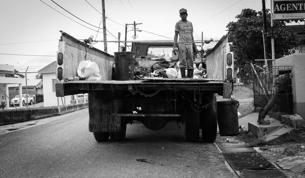 Garbageman, Punta Gorda